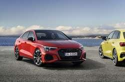 Фото: — Вартість 2021 Sedan S3 розпочинається від 47 179 євро, а 2021 Sportback S3 – від 46 302 євро