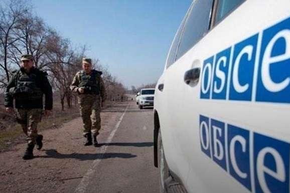 В ОБСЄ назвали число порушень на Донбасі з початку перемир'я