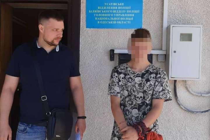 Поліцейські провели з хлопцем бесіду і відвезли в Київ - На трасі під Одесою поліція виявила 13-річного киянина, що втік із дому «на заробітки»