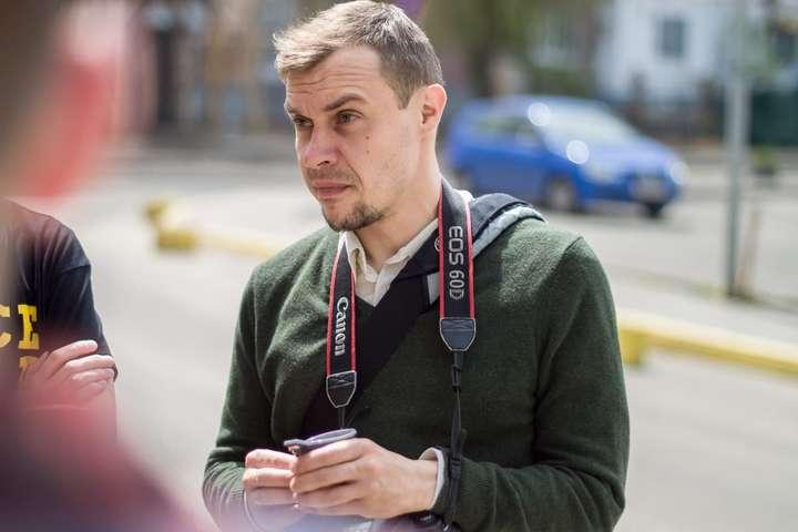 Режисера Максима Шведа затримали у Мінськув ніч на11серпня під час зйомок протестів - Новий сезон онлайн-кінотеатру docuspace.org стартував стрічкою білоруського режисера