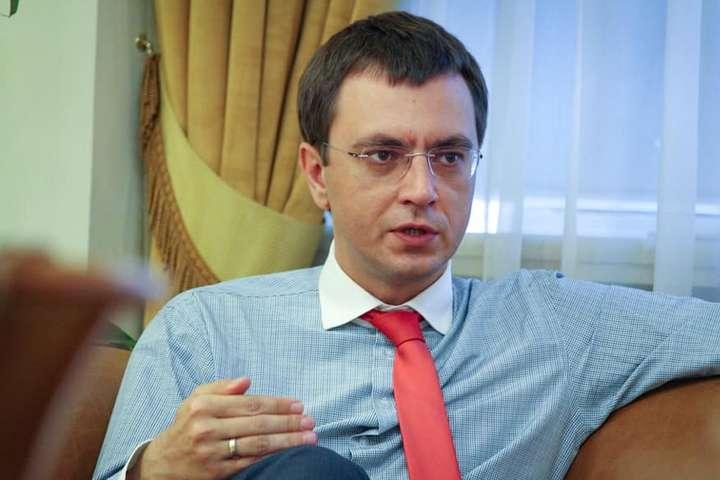 Володимира Омеляна звинувачують у збитках на 30 млн грн - НАБУ завершило розслідування справи Омеляна