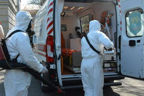 Загалом від початку пандемії заразилося коронавірусом 89 719 українців