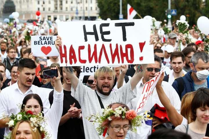 У Білорусі розпочався сьомий день протестів