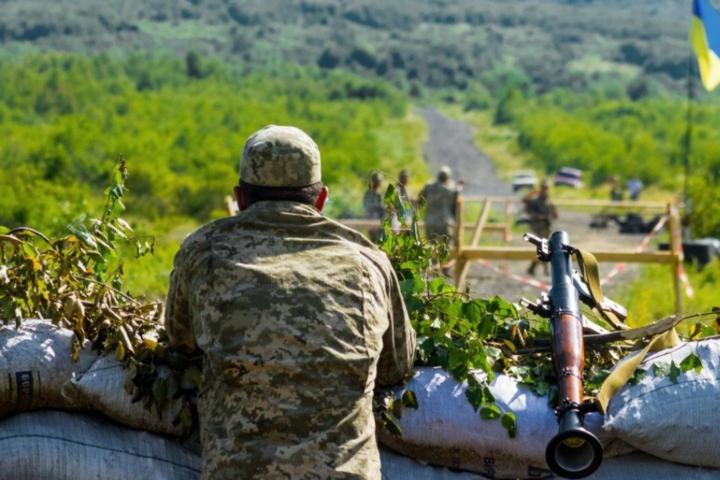 Доба на Донбасі: окупанти один раз порушили режим припинення вогню