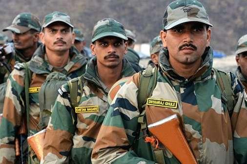 Міноборони Індії повідомило, що не братиме участі у навчаннях «Кавказ-2020»у Росії - Індія відмовилася брати участь у російських військових навчаннях
