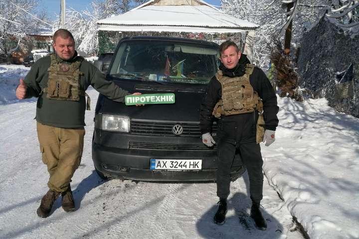 Абрамичев є перспективною фігурою у харківському політичному полі, — наголосив Жадан — До Харківської міськради від «Європейської солідарності» балотуватиметься «Піротехнік»