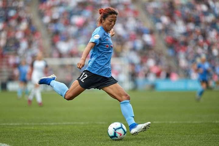 Японська футболісткаНагасато - Унікальний випадок: японська футболістка виступатиме у чоловічій команді