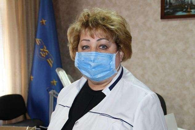 На Донеччині померла головна лікарка Покровської міської лікарні Наталія Іванівна Кандибко - На Донеччині коронавірус вбив очільницю місцевої лікарні