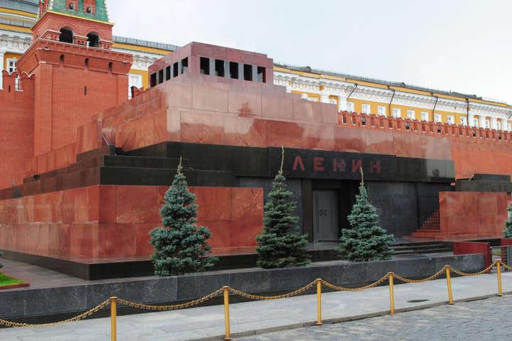 Хочуть поховати Леніна: у Росії оголосили конкурс на краще використання Мавзолею