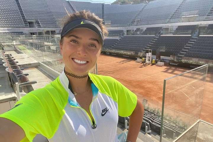 Еліна світоліна злякалася їхати до Нью-Йорка - Світоліна дала прогноз на фінал US Open