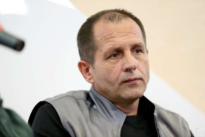 Володимир Балух наразі перебуває в реанімації лікарні швидкої допомоги - Балух залишається у стабільно тяжкому стані - Геращенко