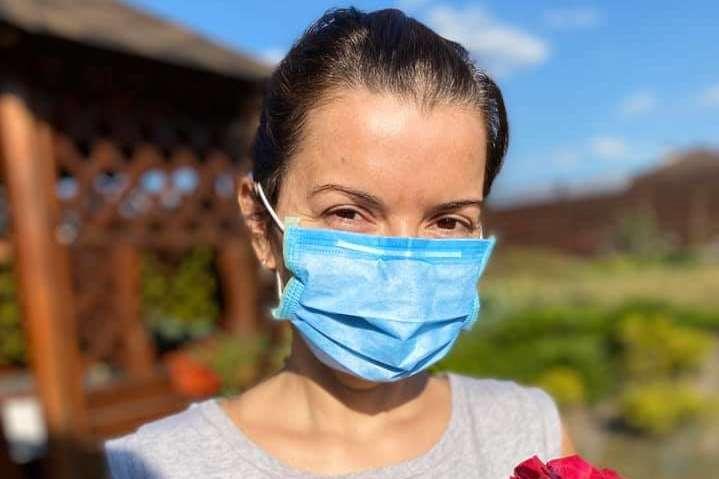 Марічка Падалко вийшла на роботу після перенесеного коронавірусу - Марічка Падалко розповіла, як почувається після Сovid-19: швидко втомлююсь