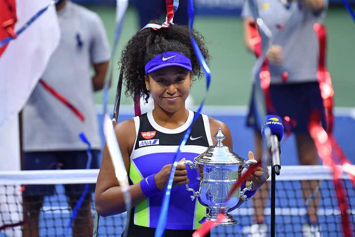 Осака із трофеєм US Open - Кривдниця Костюк стала тріумфаторкою US Open
