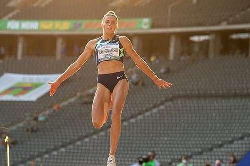 Бех-Романчук з особистим рекордом виграла змагання в Берліні — Бех-Романчук з рекордом виграла змагання в Берліні: відео