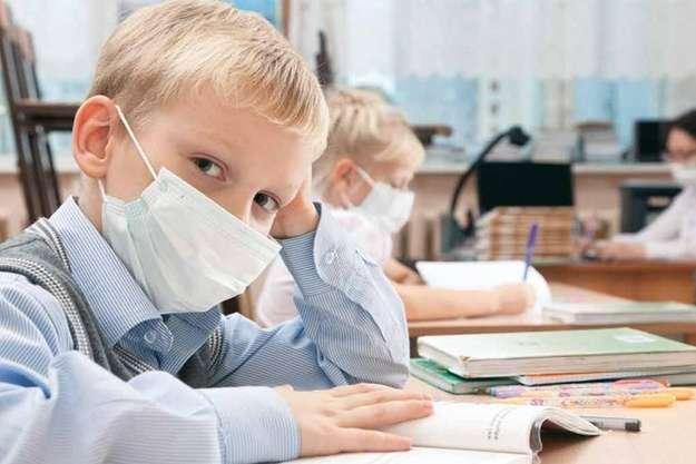 Столичнішколи поки що працюють у визначеному форматі і за розробленими регламентами - Київ у «помаранчевій» зоні: як працюють школи