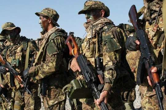 Вагнерівці вбивали українських воїнів на Донбасі - Створення ТСК щодо справи «вагнерівців»: Геращенко в Раді показала підписи під петицією