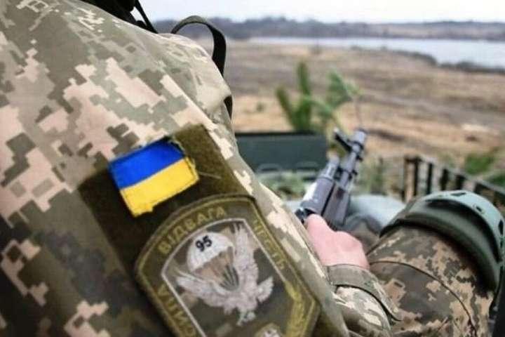Ворожі вогневі провокації були неприцільними, тому українські військові вогонь у відповідь не відкривали - Окупанти на Донбасі двічі обстріляли українських захисників і запустили безпілотник