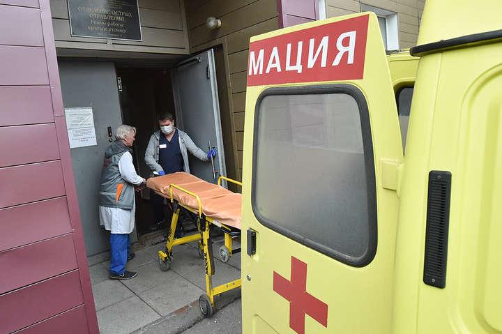 Олексія Навального спочатку госпіталізували доОмської лікарні швидкої допомоги № 1 - Омські лікарі навмисне приховували факт отруєння Навального – Reuters