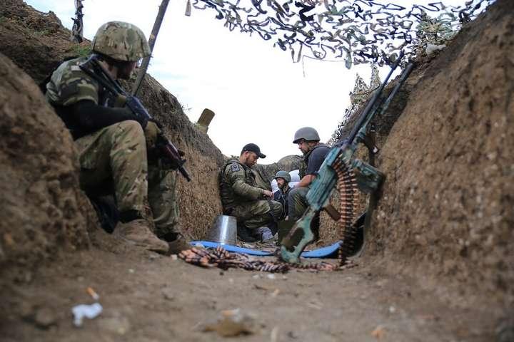 Бойових втрат і поранень серед особового складу Об'єднаних сил не було - За добу на Донбасі зафіксовано три факти порушення режиму тиші