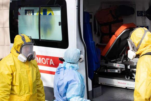 Частину хворих на коронавірус киян госпіталізують - У Києві виявлено 285 нових хворих на коронавірус