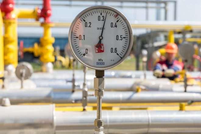 Транспортування газу не припинялося - Аварія на газопроводі під Києвом: транзит в Європу не припинявся