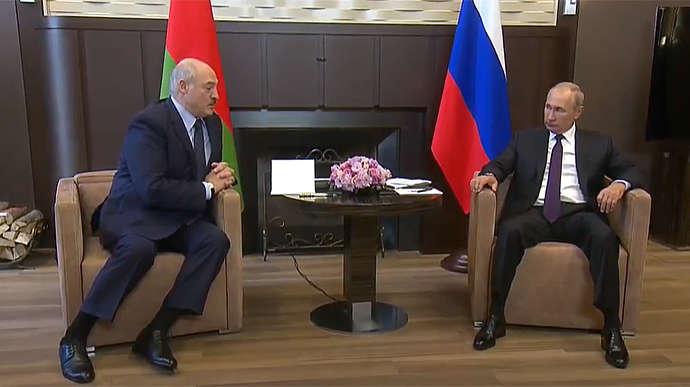 Для Путіна у Білорусі не залишилося хороших варіантів