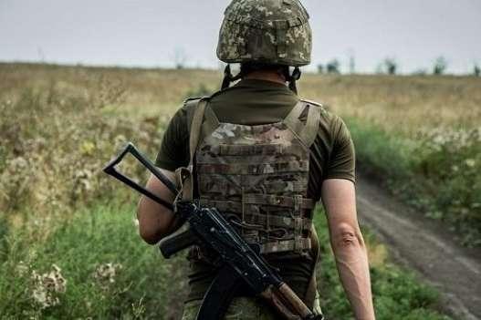 Інцидент стався на Приазов'ї - На Донбасі підірвався на вибухівці український боєць