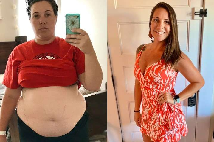 <p>30-летняя американка Дженни Вагнер</p> <p>Фото: @_jens_journey</p> <div></div> <p> — 108-килограммовая женщина сбросила 45 килограммов и поделилась секретом успеха»></p></div> <div class=
