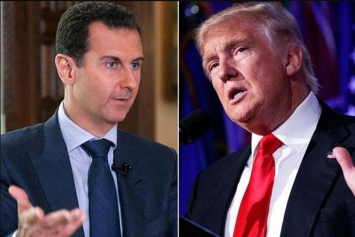 Башар Асад та Дональд Трамп - «Ми були готові»: Трамп зізнався, що збирався ліквідувати президента Сирії
