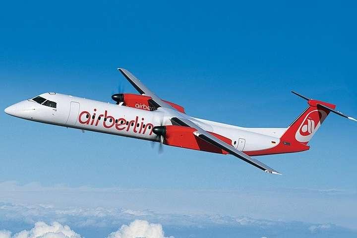 <p>Пасажирський варіант авіалайнера Bombardier DHC-8</p> <p>&nbsp;</p> <p> — Авіалайнер Bombardier DHC-8 перейде на водневе паливо»></p></div> <div class=