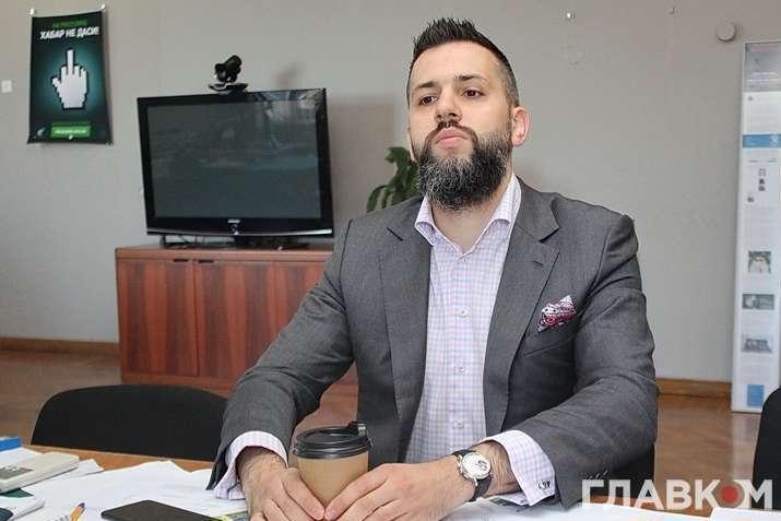 Максим Нефьодов вирішив стати депутатом Київради - Нефьодов, якого вигнали з митниці, тепер рветься у Київраду