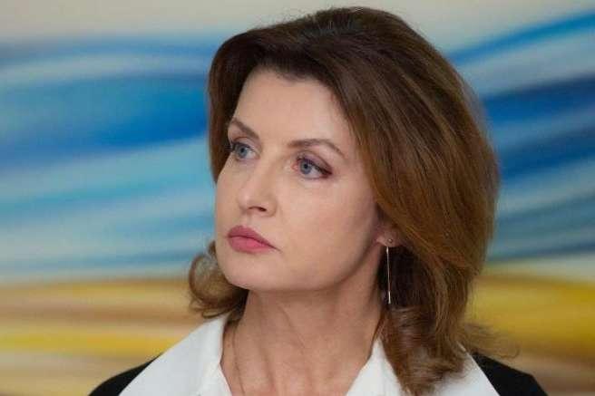 Марина Порошенко йде в політику - Дружина Порошенка очолила список «Євросолідарності» у Київраду