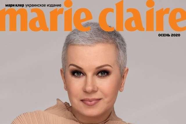 Відома телеведуча Алла Мазур перемогла рак - Я – жива! Алла Мазур, яка здолала рак, прикрасила обкладинку глянцю (фото)