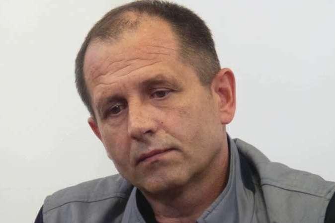На Володимира Балуха було скоєно напад у Гідропарку - На межі життя і смерті: Балух досі без свідомості