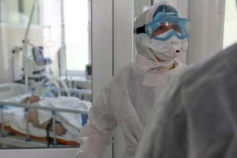 У лікарнях збільшується кількість пацієнтів із Covid-19 - Київ і ще три області лідирують за добовим приростом хворих на Covid-19