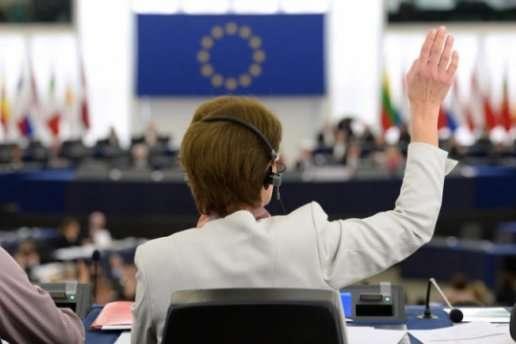 Резолюцію підтрималипідтримали 574 євродепутати - Європарламент ухвалив резолюцію щодо санкцій проти влади Білорусі