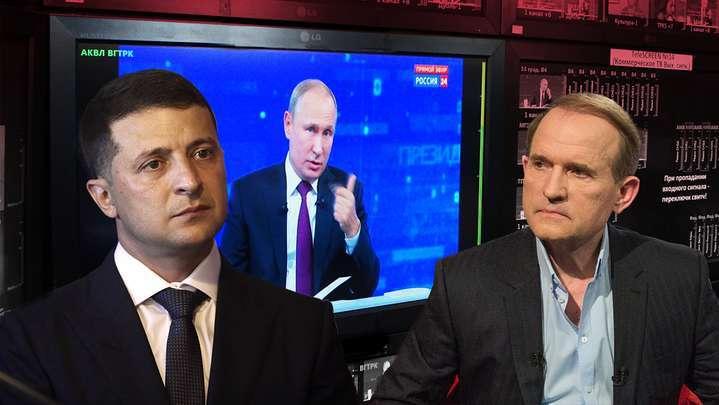 «Слуги народу» разом з кумом Путіна Медведчуком створили в Раді нову коаліцію