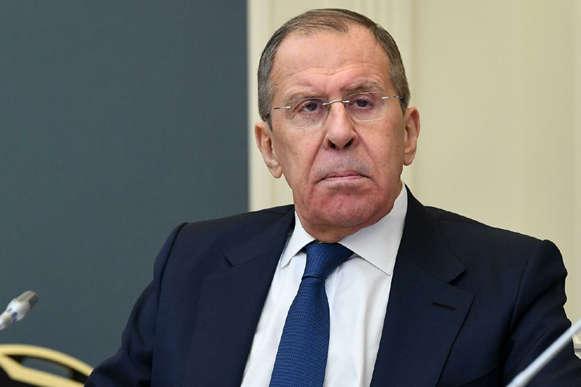 Лавров звинуватив Україну в тероризмі