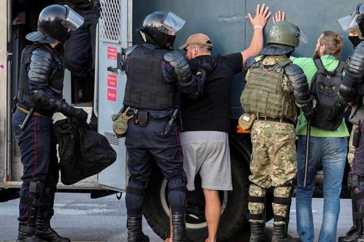 Білоруські силовики — Телеграм-канал Nexta оприлюднив дані тисячі співробітників МВС Білорусі