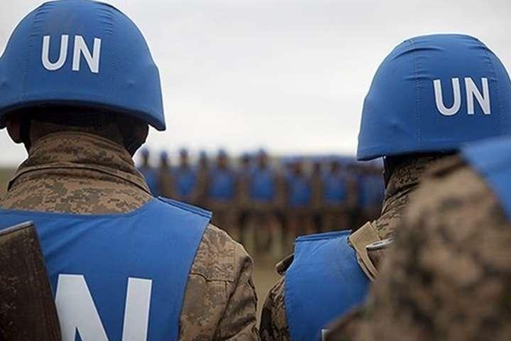 Питання миротворців на Донбасі обговорювали у свій час на рівні Радбезу ООН - Резніков: питання миротворців на Донбасі відкладене, але не зняте