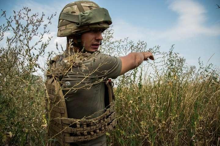 Бойових втрат серед особового складу внаслідок ворожих пострілів немає — Окупанти на Донбасі від початку доби вже двічі обстріляли українських захисників