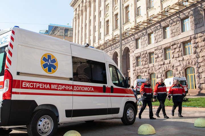 Загалом від початку пандемії у Києві померло 318 людей