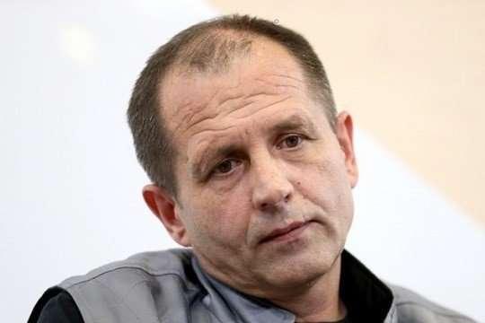 Володимир Балух вже майже два тижні перебуває в лікарні