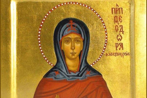24 вересня — день пам'яті святої Феодори Олександрійської — 24 вересня: яке сьогодні свято, прикмети і що не можна робити