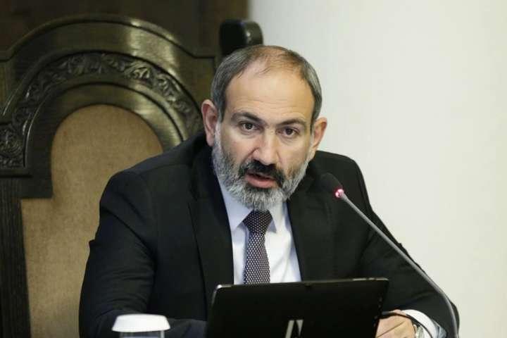 Прем'єр-міністр Вірменії Нікол Пашинян - Прем'єр Вірменії провів екстрене засідання Радбезу