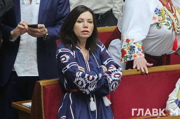 Нардеп від «ЄС» Вікторія Сюмар: «Вплив олігархів сьогодні як ніколи високий через слабкість Зеленського»