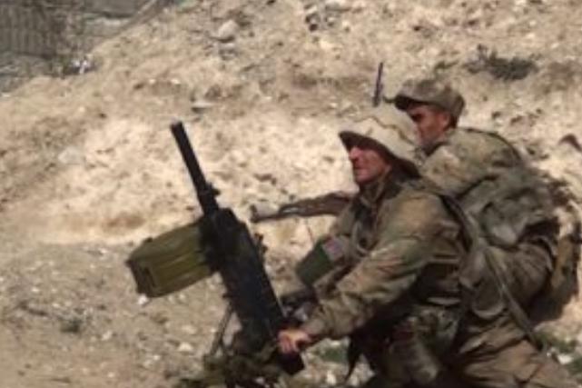 Франція відправить літак за журналістам, пораненими в Нагірному Карабаху