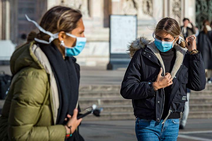 Загальна кількість підтверджених випадків захворювання на Covid-19 в Італії від початку пандемії становить 317 409 - В Італії – найбільша за п'ять місяців добова кількість випадків Covid-19