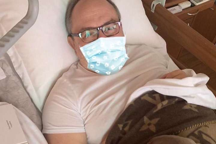 Геннадій Кернес лікується у Німеччині — Кернес здав негативний тест на коронавірус – бізнесмен Фукс