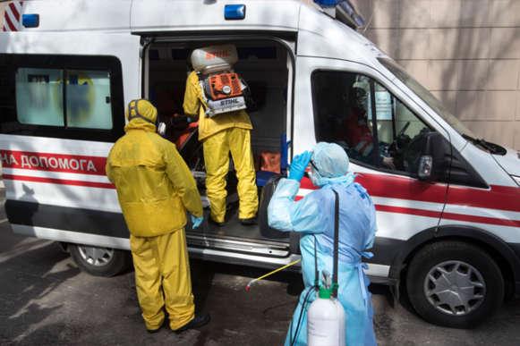 <p>За минулу добу у столиці одужали 216 людей</p> — У Києві за добу 532 нових хворих на Covid-19